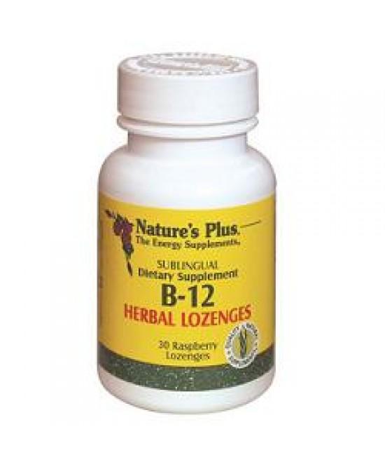 Vitamina B12 1000 Mcg Subl - latuafarmaciaonline.it