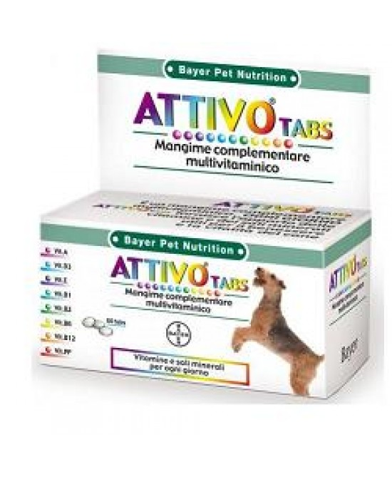 Attivo Tabs 60cpr - Farmapc.it