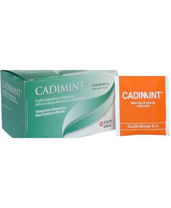Cadimint 15filtx3g - Spacefarma.it