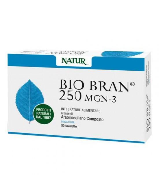 Biobran MGN-3 250 Maintenance Integratore Alimentare 50 Tavolette