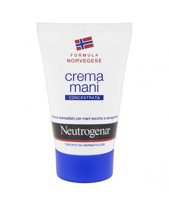 Neutrogena Crema Mani Concentrata Profumata 75ml - La farmacia digitale