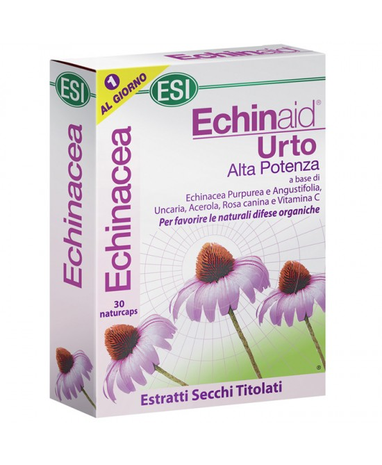 Esi Echinaid Urto 30 Capsule - Farmafamily.it