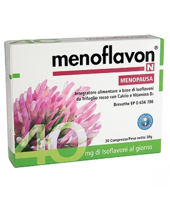 Named Menoflavon N Integratore Alimentare 30 Compresse - latuafarmaciaonline.it
