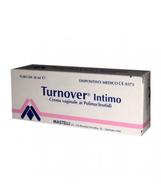 Turnover Intimo Tubo 30ml - Zfarmacia