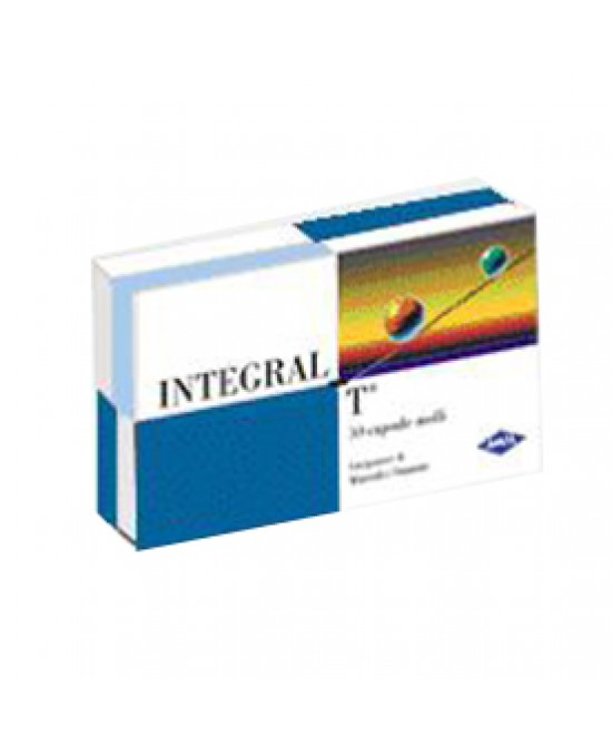 Integral T Min/vit 30cps Molli - Farmapc.it