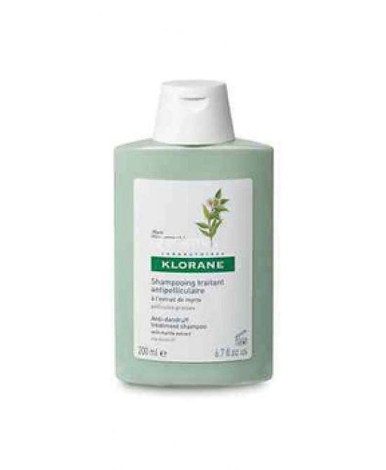 Klorane Shampoo Al Mirto 200ml - Farmabellezza.it
