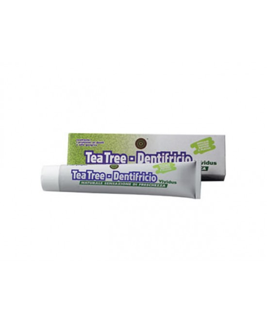 TEA TREE DENTIFRICIO 75ML prezzi bassi