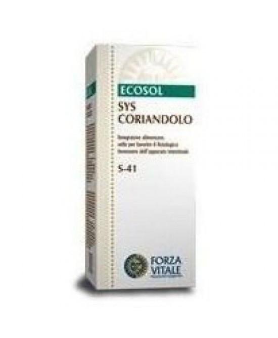 SYS CORIANDOLO GOCCE 50 ML - Carafarmacia.it