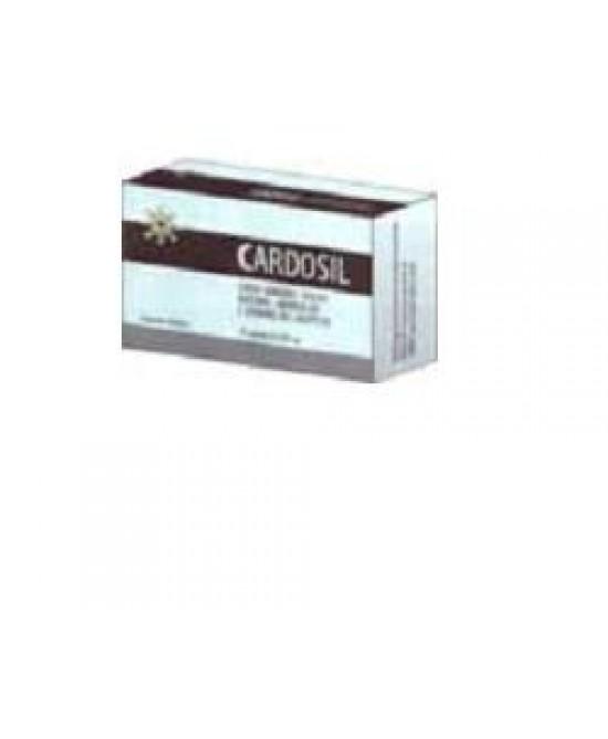 Cardosil Integratore 24 Capsule