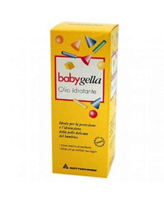 Babygella Olio Idratante 100ml - La farmacia digitale