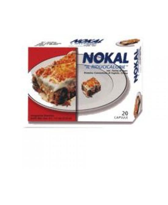 Nokal Integratore Alimentare 20 Capsule - Farmacia Giotti