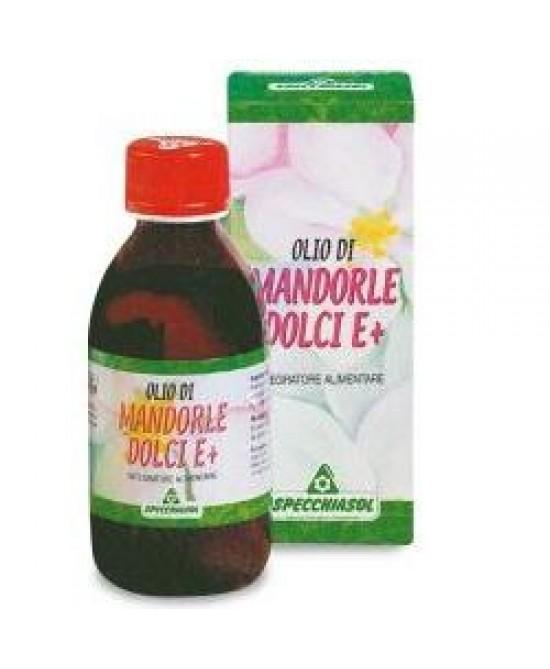Specchiasol Olio Mandorle Dolci E+ 170 ml - La tua farmacia online