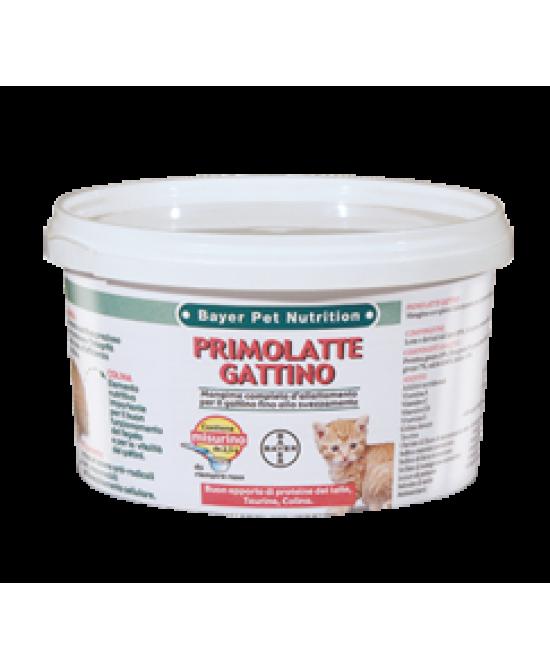 PRIMOLATTE GATTINO BARATTOLO 200 G CON MISURINO - latuafarmaciaonline.it