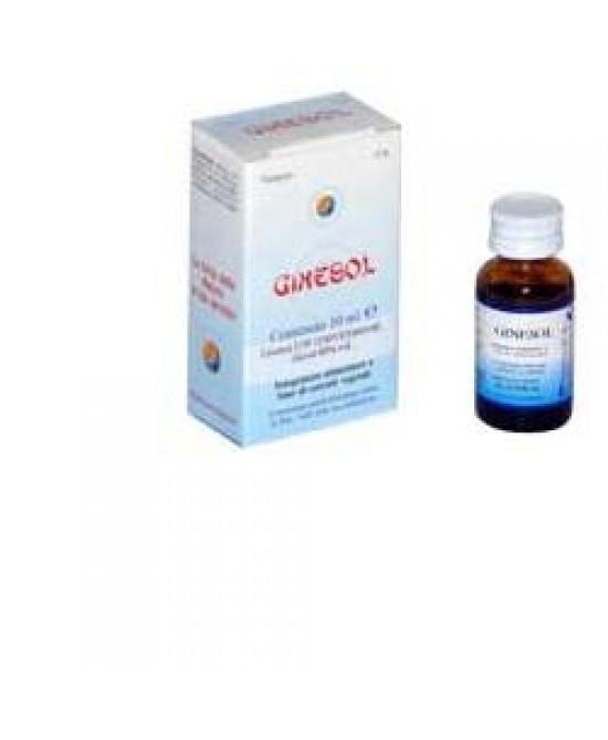 Ginesol Liquido 10ml