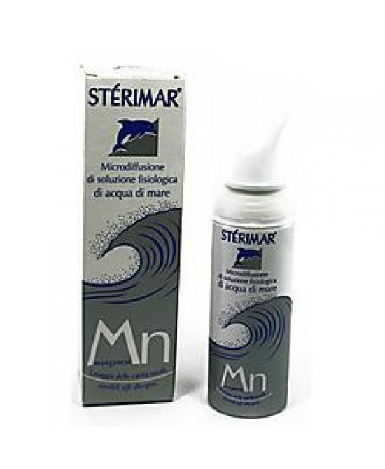 Sterimar Mn Spray Nas 100ml - Farmapage.it