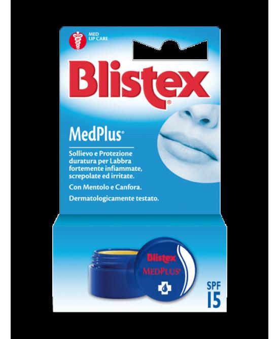 BLISTEX MED PLUS 7G prezzi bassi