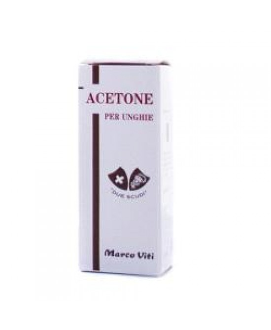 Due Scudi Acetone 50ml - farma-store.it