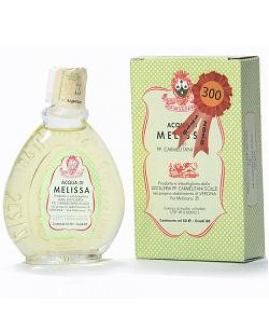 Acqua di Melissa dei Padri carmelitani Scalzi 50 ml