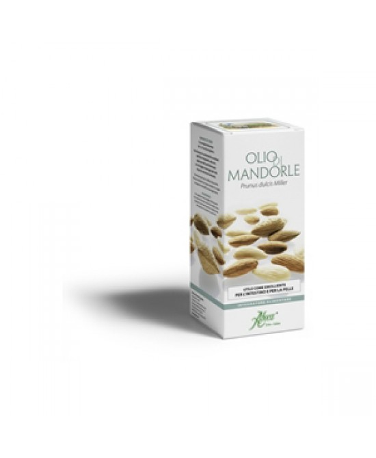 Aboca Olio Di Mandorle 250ml - Farmaciaempatica.it