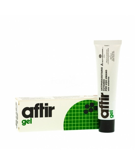 Aftir Gel Antiparassitario 40g - Farmaciaempatica.it