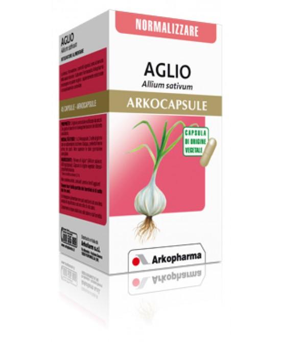 Arkocapsule Aglio Integratore Alimentare Ipertensione 45 Capsule - La tua farmacia online
