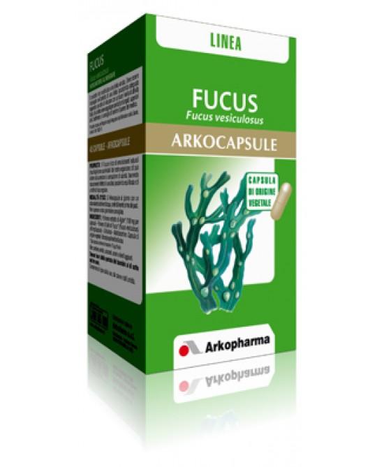 Arkocapsule Fucus Integratore Alimentare Spezza-Fame 45 Capsule - latuafarmaciaonline.it
