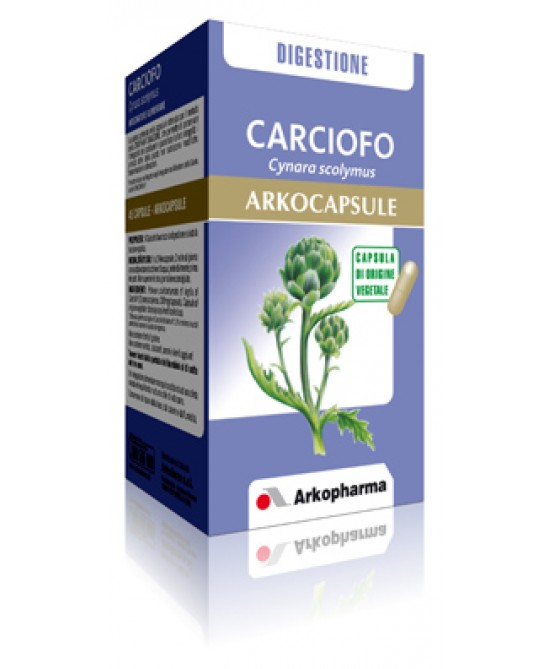 Carciofo Arkocapsule 45 Capsule - Sempredisponibile.it