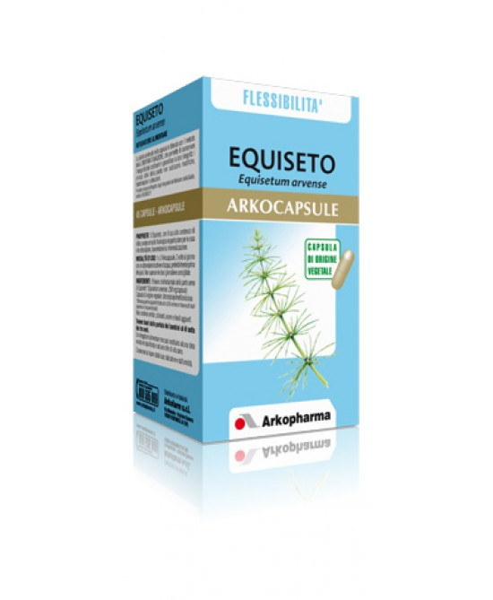 Arkopharma Equiseto Arkocapsule Integratore Alimentare 45 Capsule - La tua farmacia online