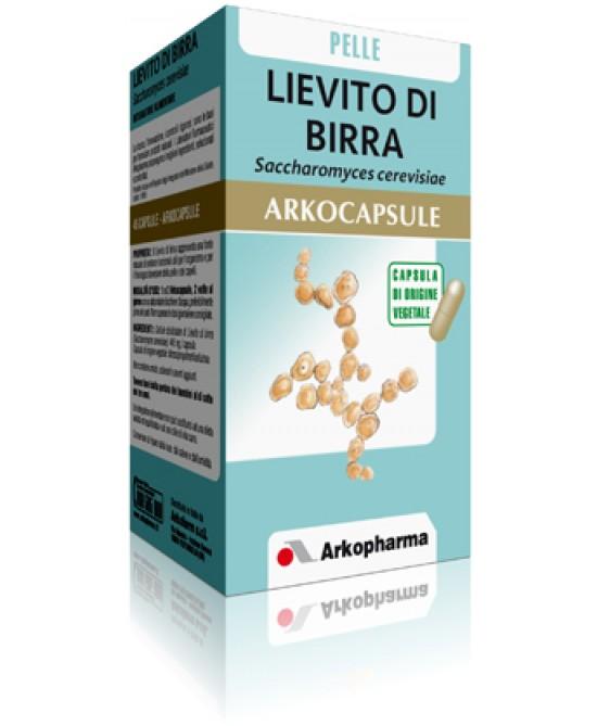 Arkocapsule Linea Pelle Lievito di Birra Integratore Alimentare 45 Capsule - La tua farmacia online
