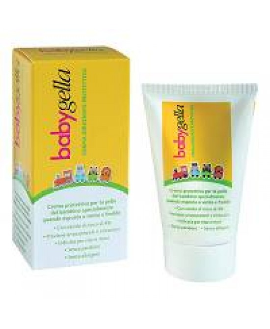 Babygella Crema Idratante Protettiva 50ml - Farmastar.it