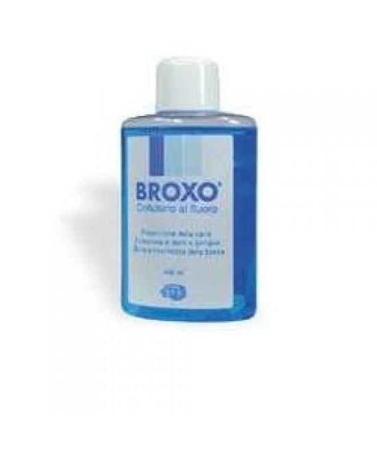 Broxo Collutt Conc Fluoro 1lt