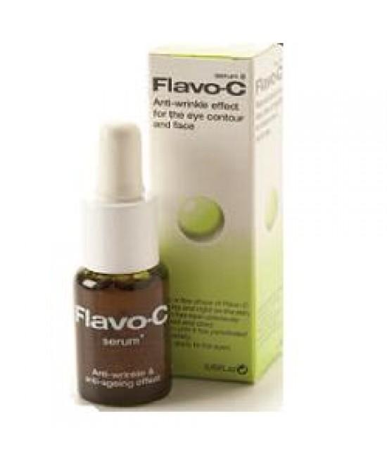 Flavo-C Siero Antirughe Viso 15 ml