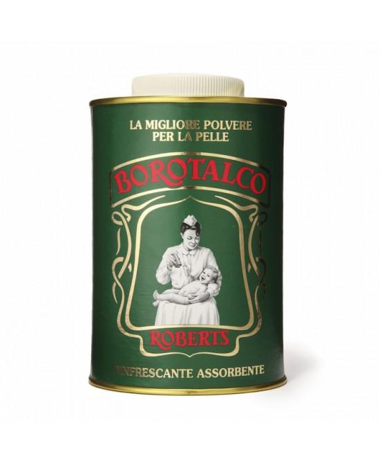 Borotalco Roberts Latta 500g - La tua farmacia online