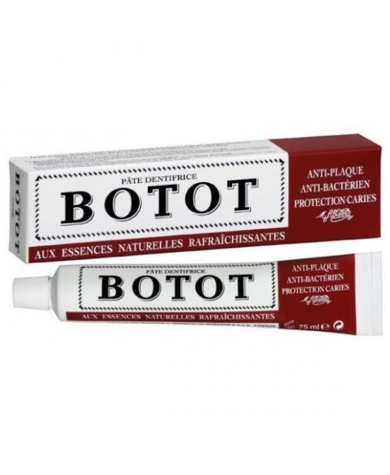 Botot Crema Dentifricia 75ml - Farmaciaempatica.it