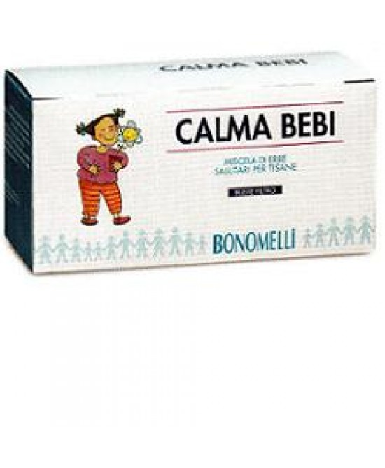Calmabebi 15bust Filt 30g - Farmaunclick.it