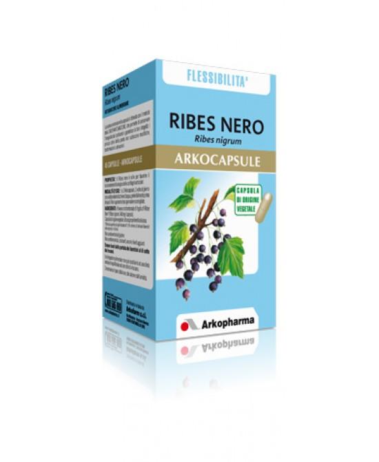 Arkopharma Ribes Nero Arkocapsule Integratore Alimentare 45 Capsule