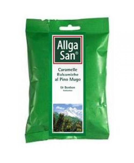 Allga San Caramelle balsamiche Pino 100g - Farmapage.it