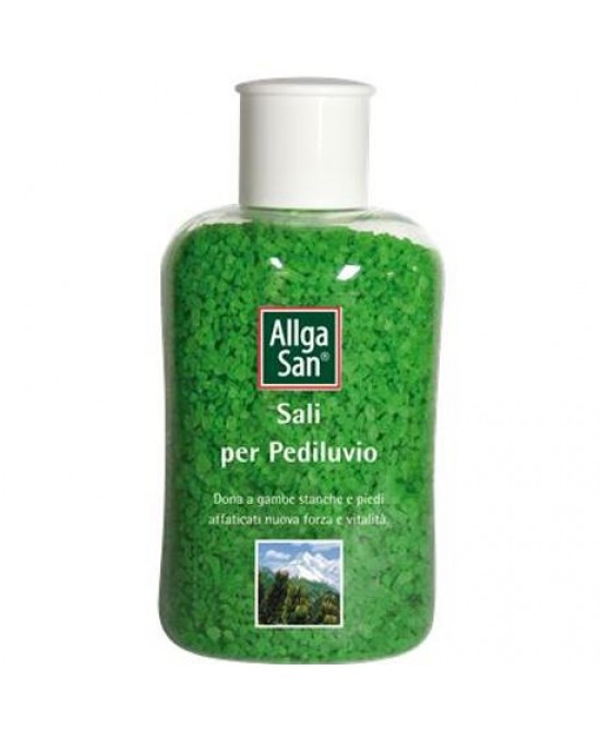 AllgaSan Sali Per Pediluvio 100g - Speedyfarma.it
