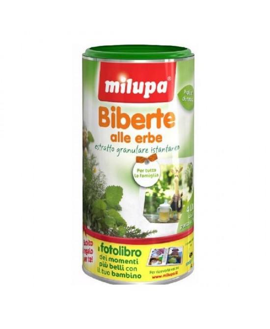 Milupa Biberte Alle Erbe Bevanda Istantanea 200g - Farmabros.it