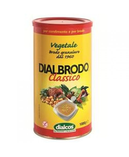 Dialbrodo Classico 1kg - Farmafamily.it