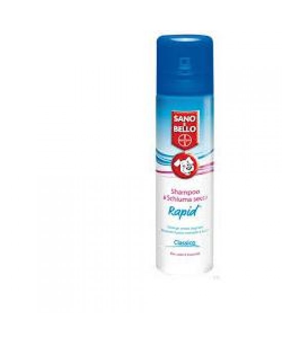 Rapid Shampoo Schiuma Sec Clas - Farmaciaempatica.it