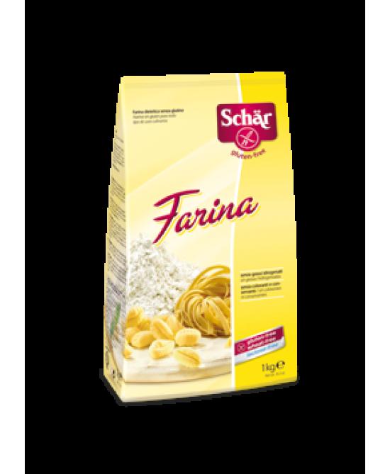 Schar Farina Per Pasta All'Uovo Senza Glutine 1kg - Farmawing