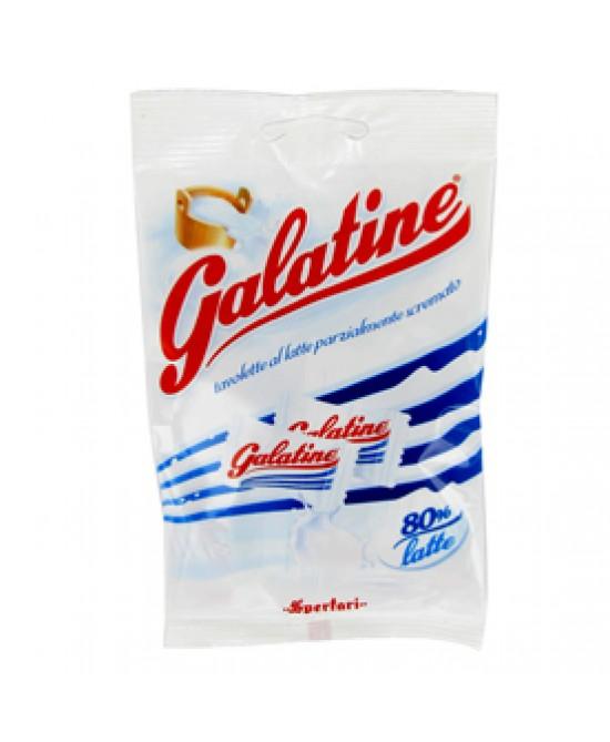 Galatine Al Latte 50g - Zfarmacia