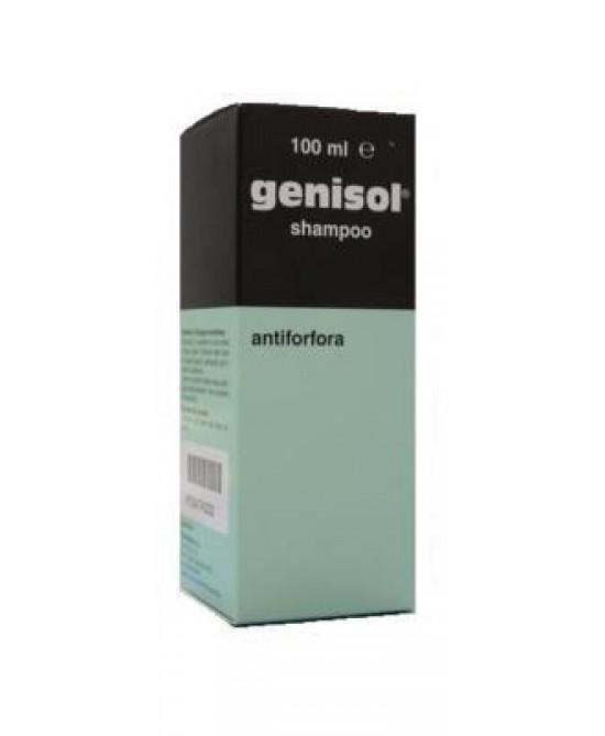 Teofarma Genisol Shampoo 100ml - Farmacia Giotti