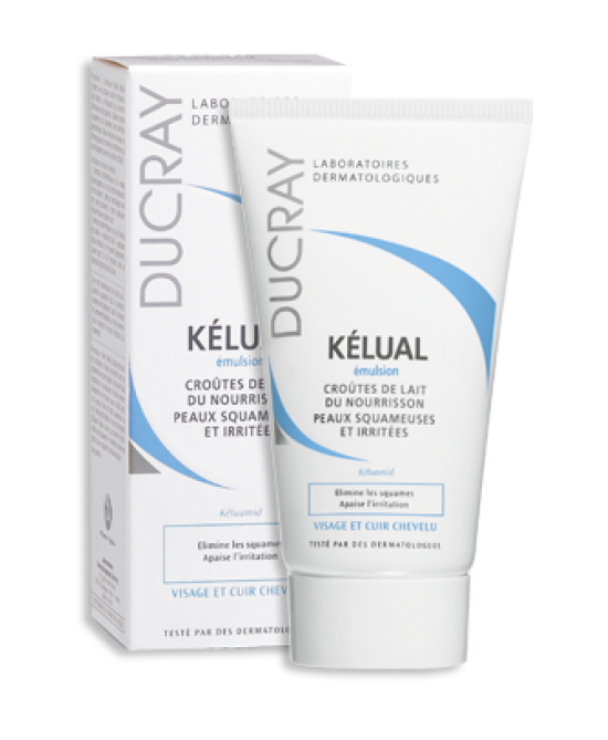 KELUAL EMULSIONE 50 ML DUCRAY - Farmastar.it
