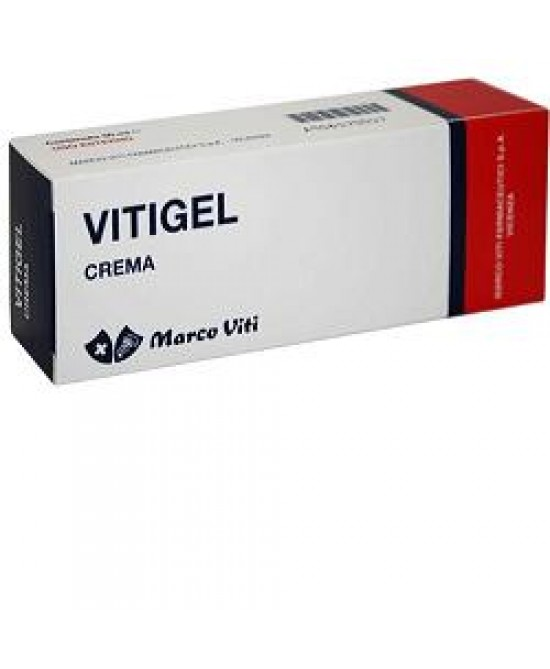 Vitigel Crema Antigeloni 50ml - La farmacia digitale
