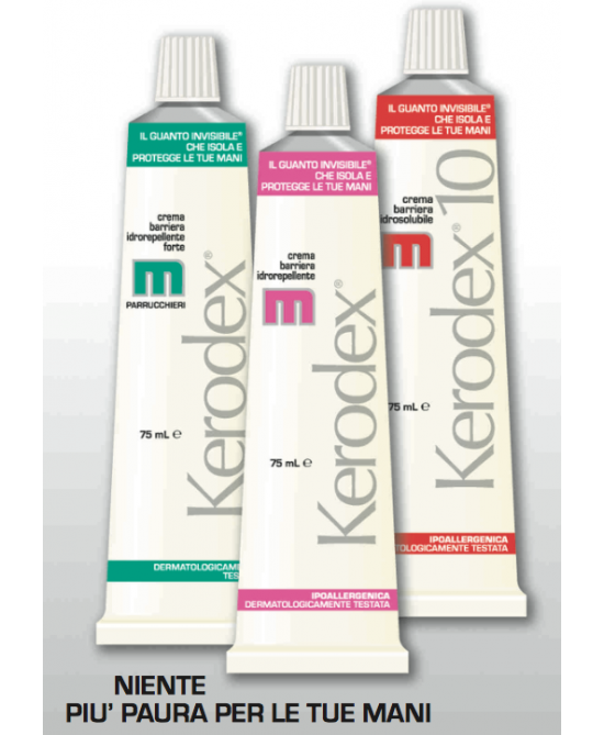 KERODEX CREMA IDROREPELLENTE 75 ML - Farmaseller