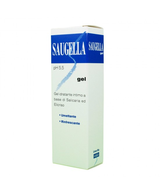 Saugella Gel 30ml Ph 5,5 - Speedyfarma.it