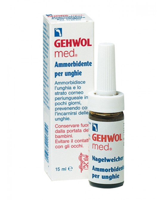 Gehwol Ammorbidente Per Unghie 15ml - Farmacento