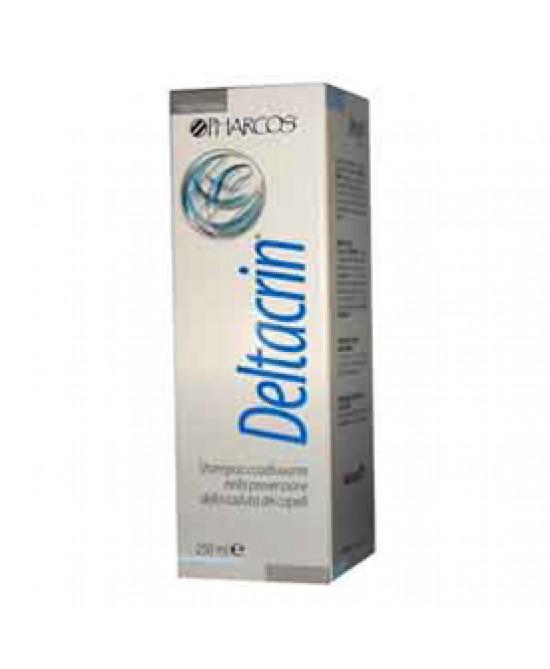 Deltacrin Shampoo Anticaduta 250 Ml